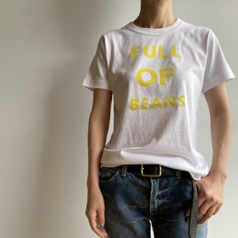 R&D.M.Co-  full of beans T-shirt