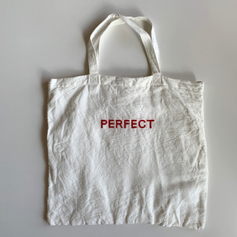 R&D.M.Co-  tote bag(perfect)