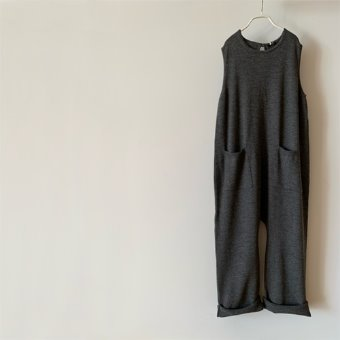 R&D.M.Co- cotton cashmere combination(차콜)