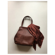 style craft bag E(dark brown)재입고