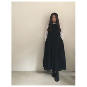 R&D.M.Co- srtipe twill dress