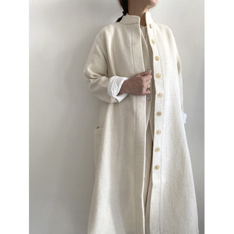 khadi and co wool coat
