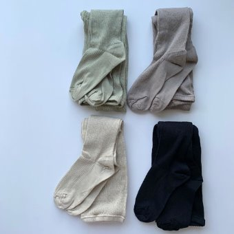 R&D.M.Co-  loose fit cotton tights
